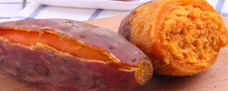 农家现挖六鳌蜜薯番薯